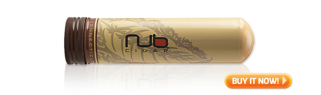 top tubo cigars under 10 dollars cigars in tubes Nub Connecticut 460 tubo cigars at Famous Smoke Shop