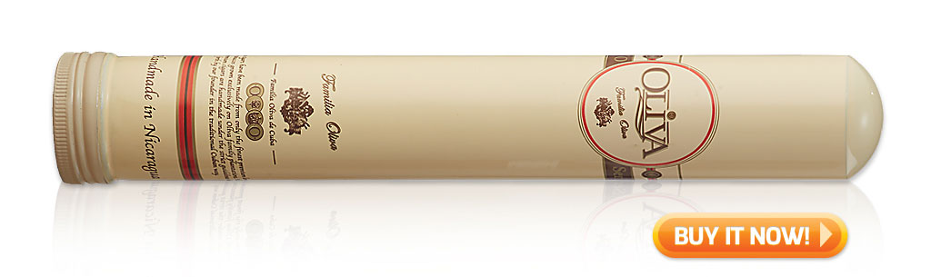 top tubo cigars under 10 dollars cigars in tubes Oliva Serie O tubo cigars at Famous Smoke Shop