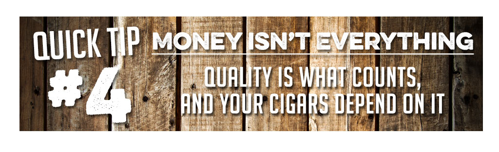 5 Tips for Buying Your First Humidor tip 4 quality of the humidor matters