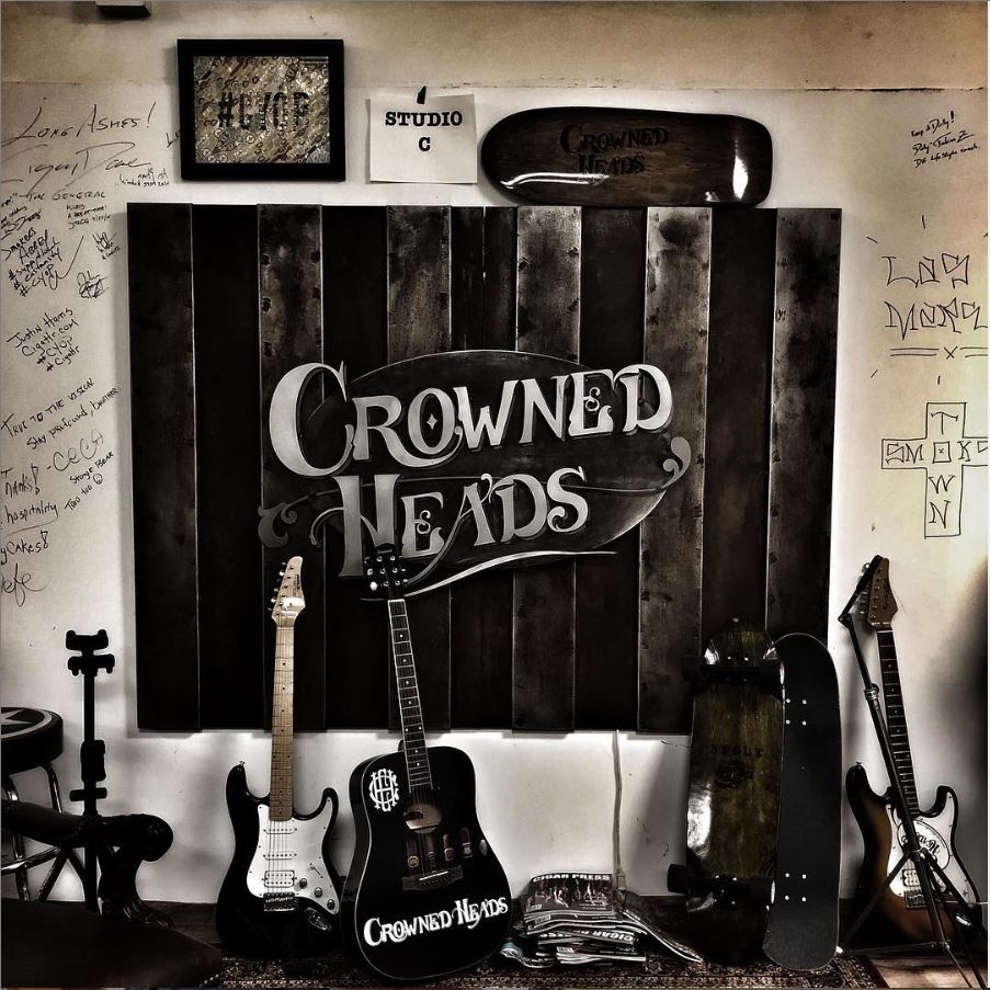 Crowned Heads Cigars Guide Crowned Heads cigar reviews Crowned Heads logo wall