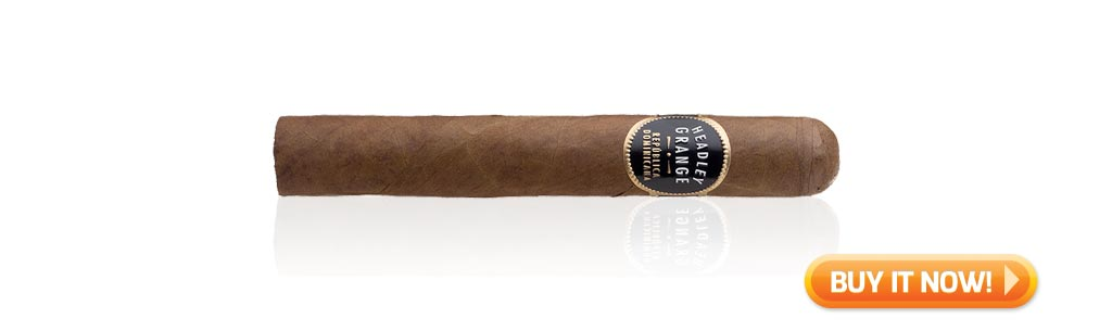 Crowned Heads Cigars Guide Crowned Heads headley grange cigar review at Famous Smoke Shop