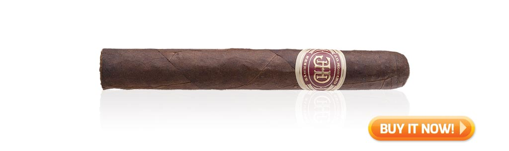 Crowned Heads Cigars Guide Crowned Heads JD Howard Reserve cigar review at Famous Smoke Shop