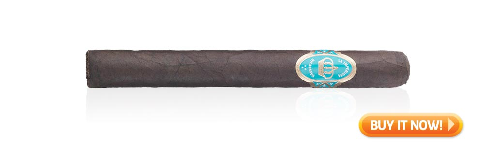 Crowned Heads Cigars Guide Crowned Heads La Imperiosa cigar review at Famous Smoke Shop
