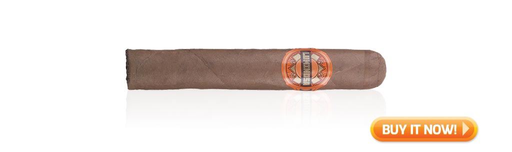 Crowned Heads Cigars Guide Crowned Heads luminosa cigar review at Famous Smoke Shop