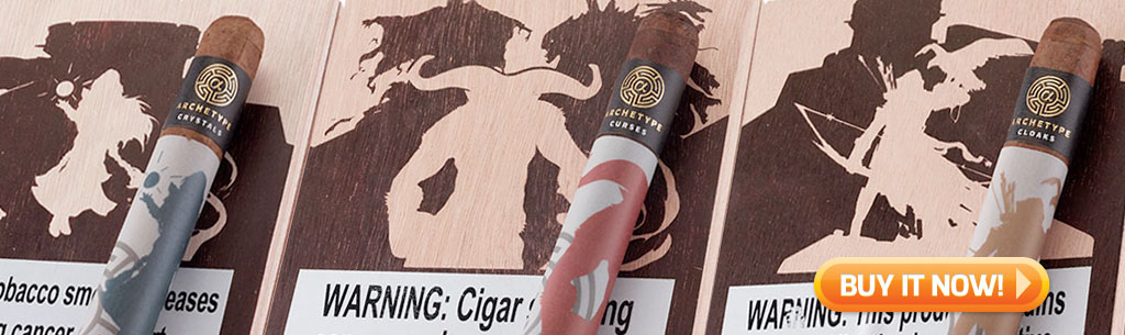 top new cigars buying guide april 15 2019 archetype fantasy cigars crystals curses cloaks at Famous Smoke Shop