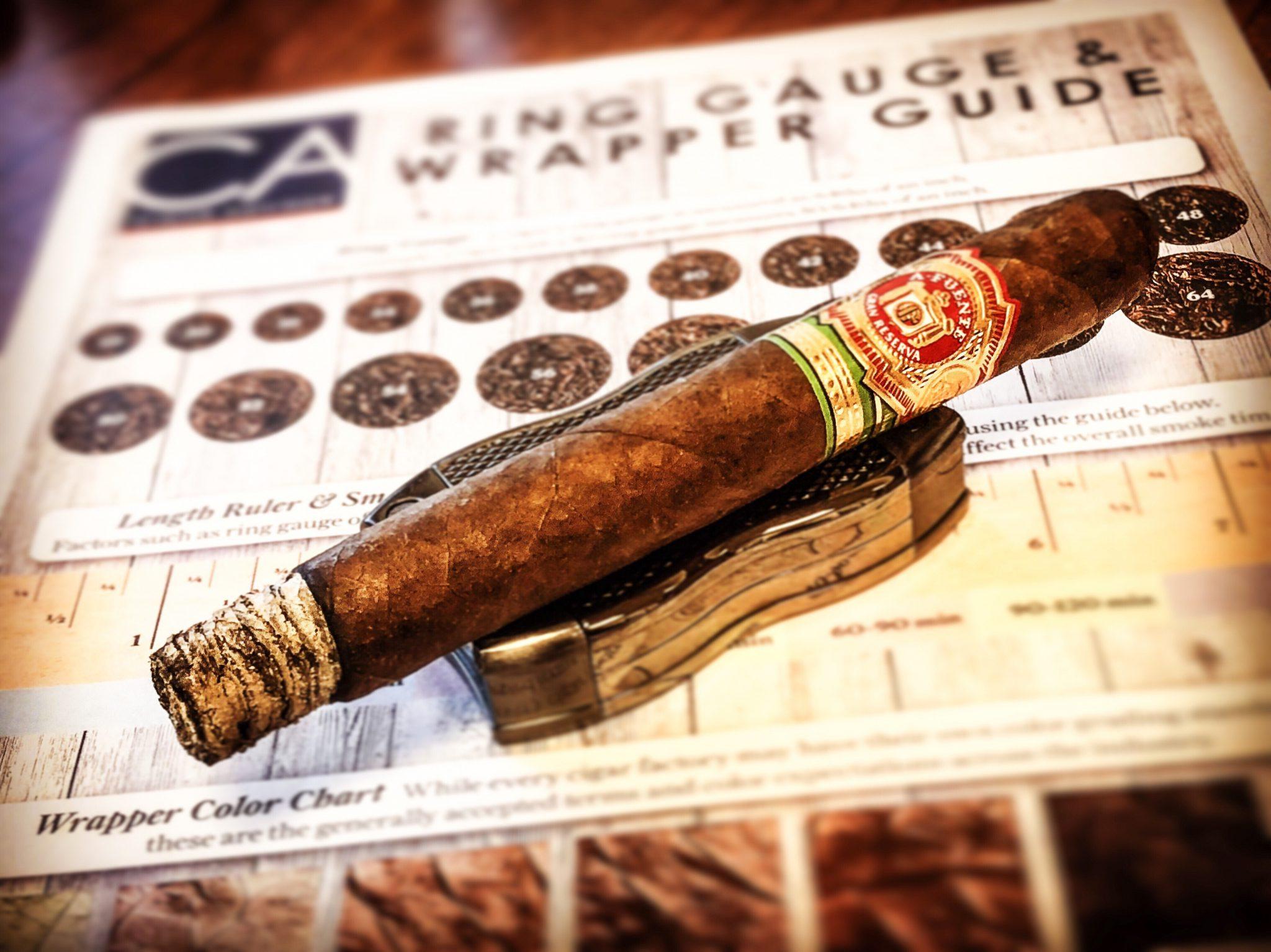 Arturo Fuente Cigars Guide Arturo Fuente cigar review 858 Flor Fina by Jared Gulick