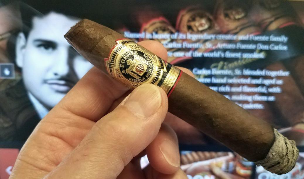 Arturo Fuente Cigars Guide Arturo Fuente Don Carlos cigar review Belicoso by Gary Korb