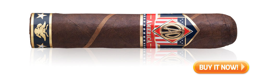 best cigars for manning the grill cao america cigars at Famous Smoke Shop