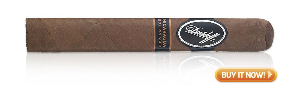 box pressed vs parejo cigars davidoff nicaragua cigars box pressed cigars at Famous Smoke Shop