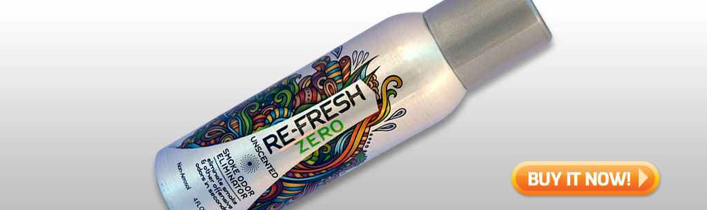 Father's Day Cigar Gift Ideas for Dad Under 100 Under 25 ReFresh Cigar Odor Eliminator spray at Famous Smoke Shop