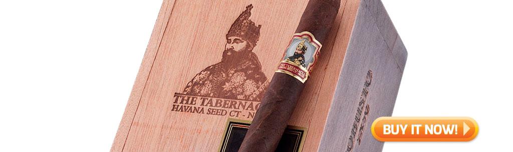 top new cigars may 13 2019 Tabernacle Havana Seed CT No. 142 cigars at Famous Smoke Shop