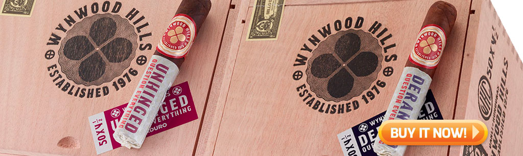 top new cigars may 13 2019 CLE Wynwood Hills cigars at Famous Smoke Shop
