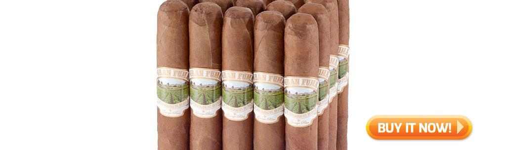 top new cigars may 27 2019 gran habano la gran fuma cigars at Famous Smoke Shop