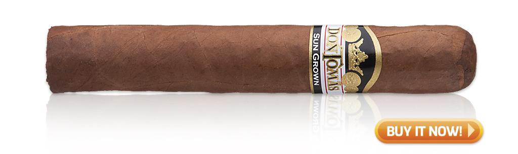 top puro cigars honduran puros Don Tomas Sun Grown cigars at Famous Smoke Shop