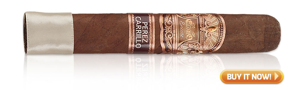 EPC EP Carrillo Cigars Guide EP Carrillo Encore cigar review at Famous Smoke Shop