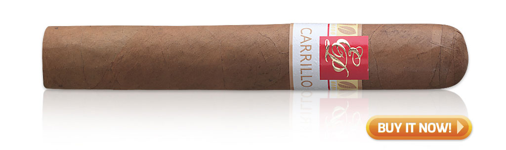 EPC EP Carrillo Cigars Guide EP Carrillo New Wave Connecticut cigar review at Famous Smoke Shop
