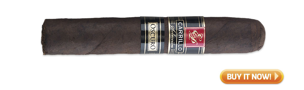 EPC EP Carrillo Cigars Guide EP Carrillo Seleccion Oscuro cigar review at Famous Smoke Shop