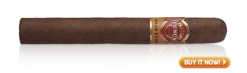 top puro cigars honduran puros punch gran puro cigars at Famous Smoke Shop