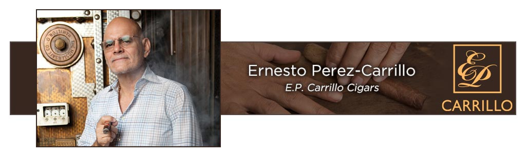 EPC EP Carrillo Cigars Guide Ernesto Perez-Carrillo