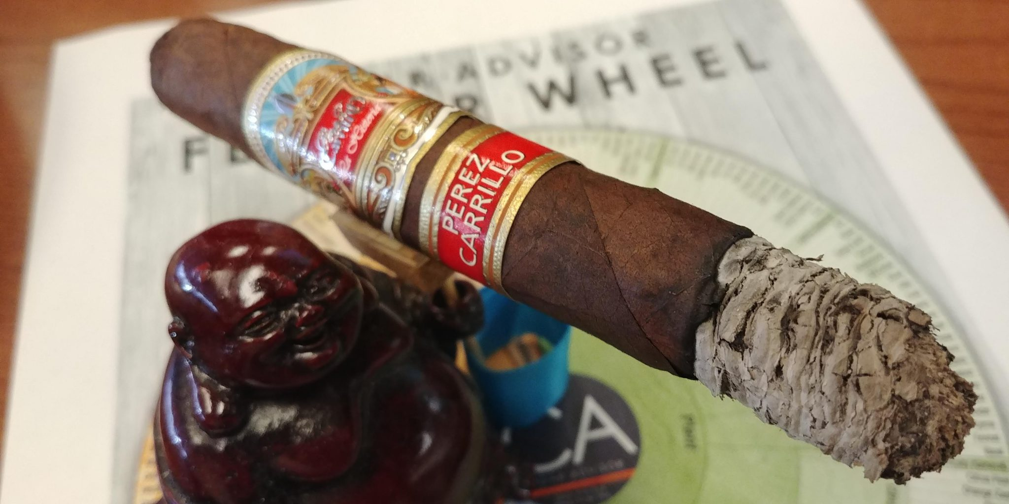 EPC EP Carrillo Cigars Guide EP Carrillo La Historia cigar review by John Pullo