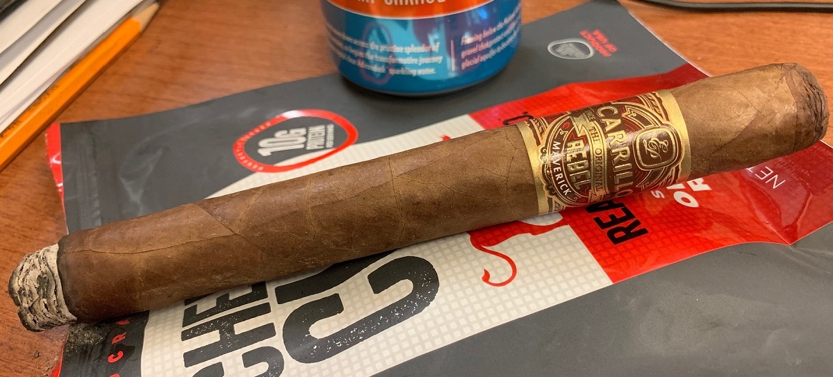 EPC EP Carrillo Cigars Guide EP Carrillo Original Rebel Maverick Cigar Review by Tommy Zman