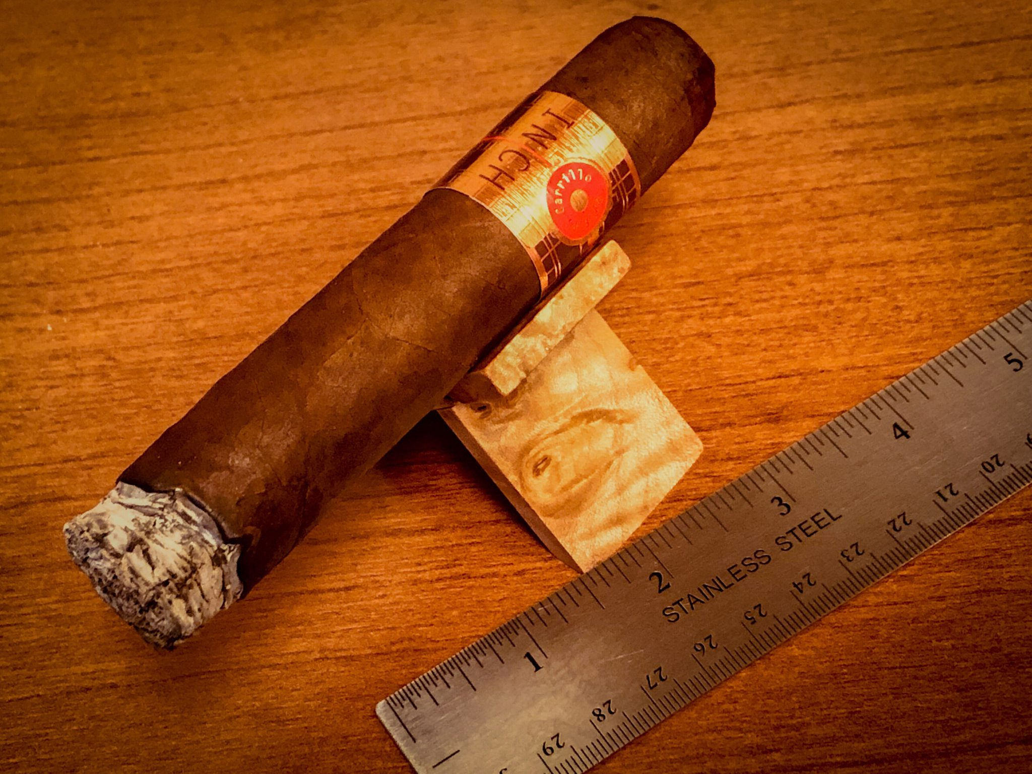 EPC EP Carrillo Cigars Guide EP Carrillo Inch Ringmaster Cigar Review by Jared Gulick