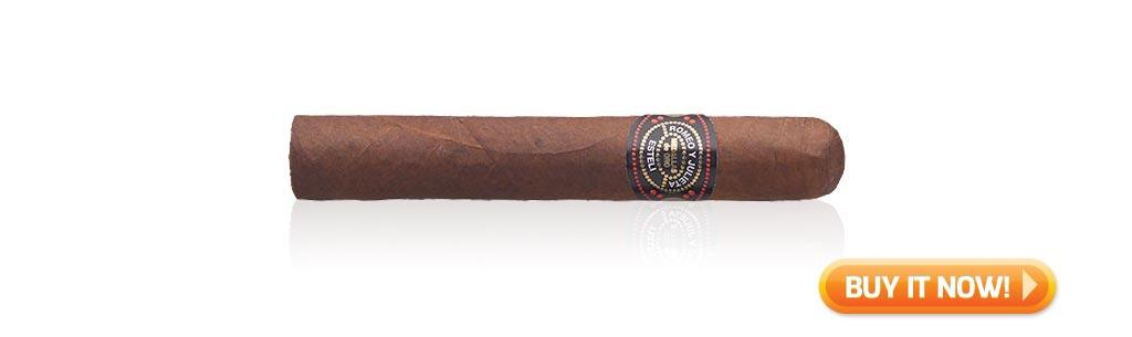 Romeo y Julieta Esteli cigar review at Famous Smoke Shop