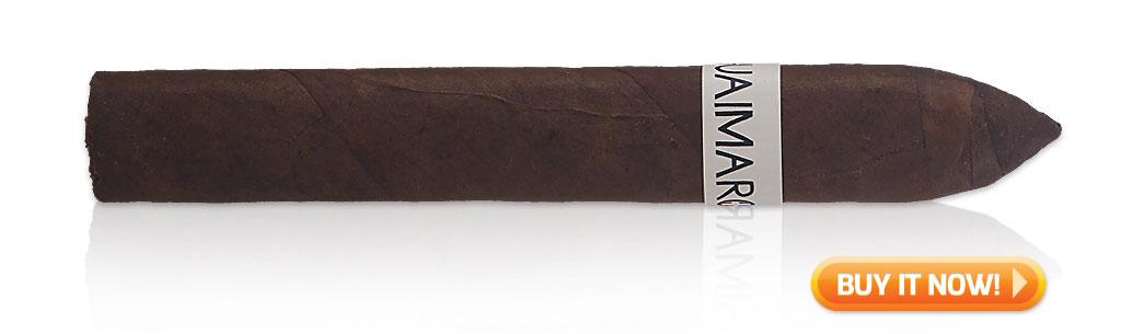 2019 top sleeper cigars Guaimaro cigars at Famous Smoke Shop