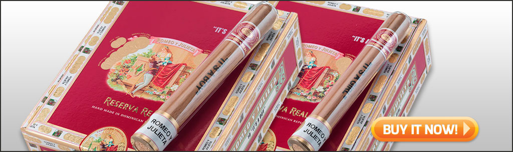 Top New Baby Cigars Best It's a Boy Cigars It's a Girl Cigars Romeo y Julieta Cigars at Famous Smoke Shop