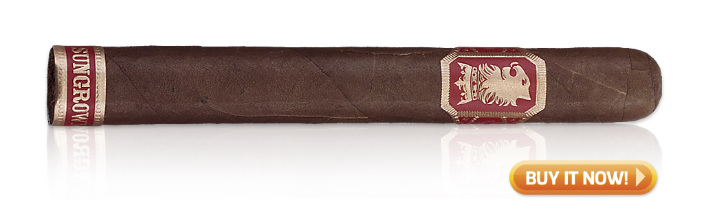 Best Cigars for Morning, Noon and Night Undercrown Sun Grown cigars at Famous Smoke Shop