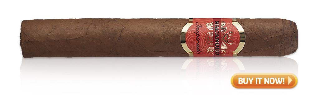 Best Cigars for Morning, Noon and Night Macanudo Inspirado Orange cigars at Famous Smoke Shop