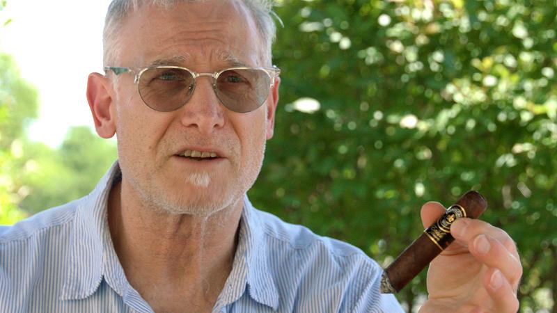 nowsmoking: Montecristo Espada Oscuro Cigar Review Ricasso by Gary Korb