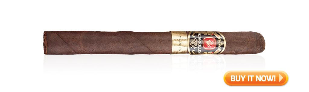 mid-year top 10 cigars of 2019 EP Carrillo Core Plus Maduro cigars at Famous Smoke Shop