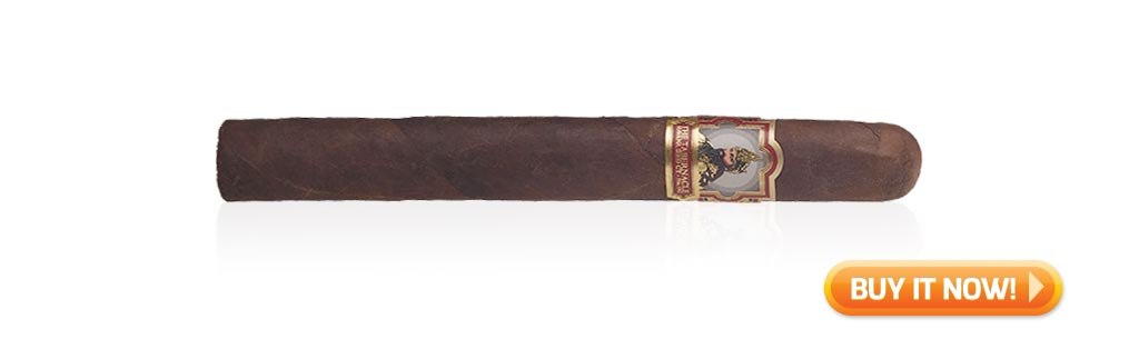 mid-year top 10 cigars of 2019 The Tabernacle Havana Seed Connecticut #142 cigars at Famous Smoke Shop