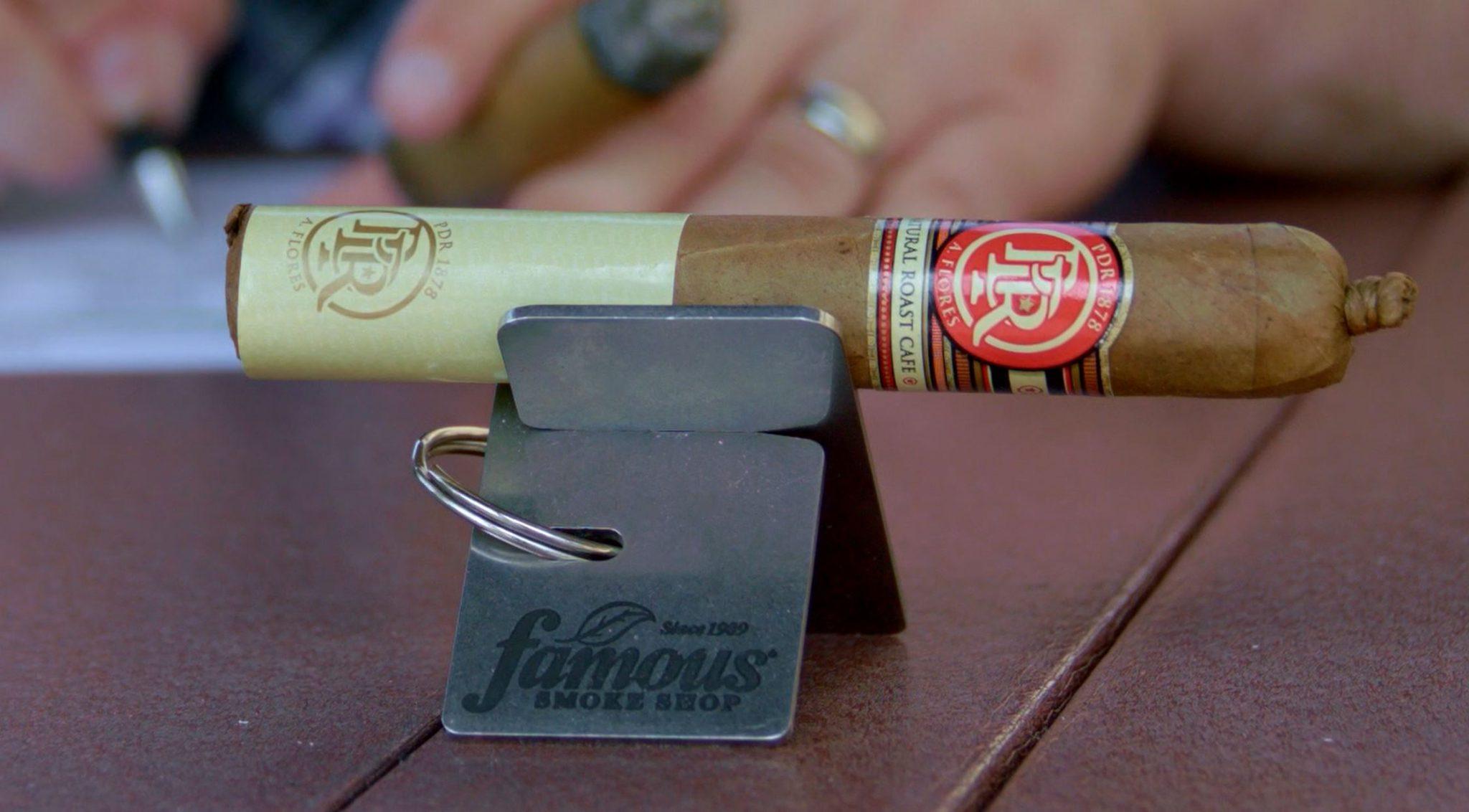 PDR cigars PDR 1878 Natural Roast Café Cigar Review cigar tasting notes