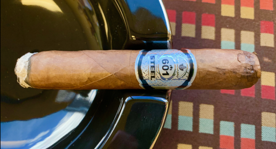 Espinosa Cigars Guide 601 cigars 601 Steel cigar review by Tommy Zman