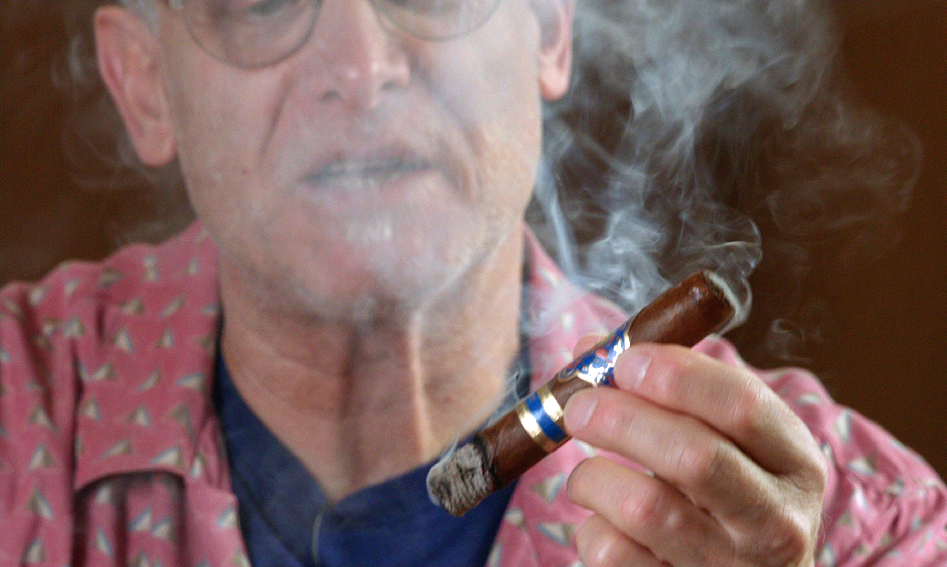 #nowsmoking san lotano dominicano cigar review robusto by Gary Korb