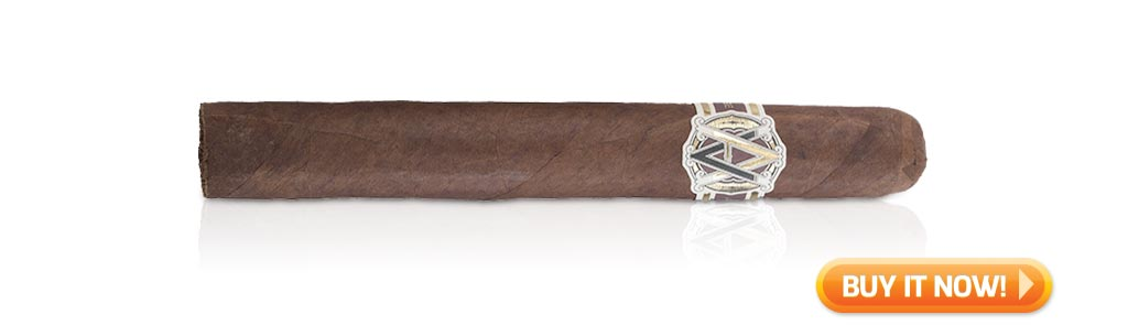 10 best medium bodied cigars fall 2019 Avo Heritage cigars at Famous Smoke Shop