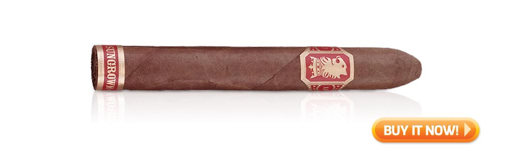 10 best medium bodied cigars fall 2019 Liga Undercrown cigars at Famous Smoke Shop