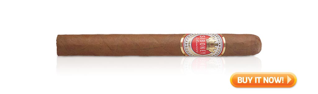 10 best medium bodied cigars fall 2019 Siboney Reserve by Aganorsa cigars at Famous Smoke Shop