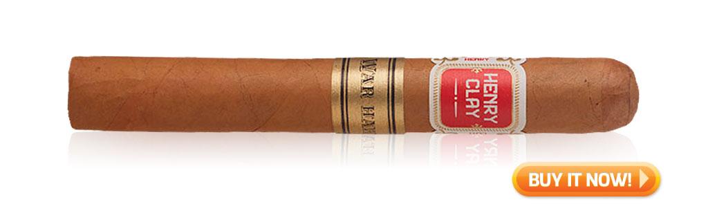 music and cigars cigar advisor playlist Henry Clay War Hawk cigars at Famous Smoke Shop