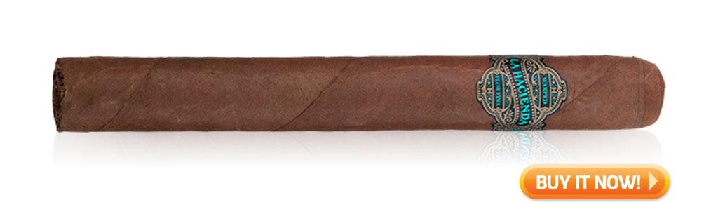 music and cigars cigar advisor playlist Warped La Hacienda cigars at Famous Smoke Shop