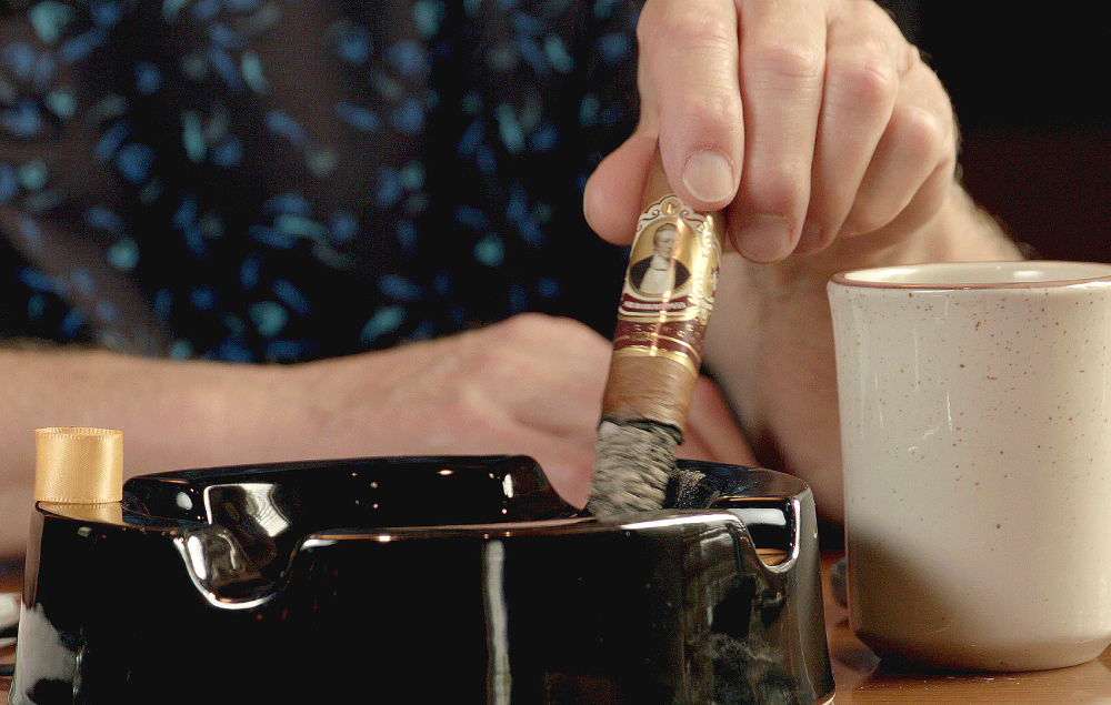#nowsmoking protocol sir robert peel cigar review toro picture