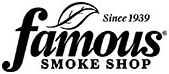 Famous Smoke Shop home page