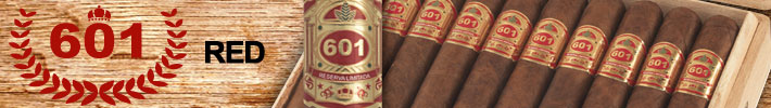 601 Red Label Habano