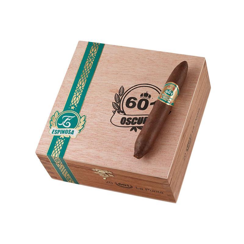 601 Green Label Oscuro  La Punta