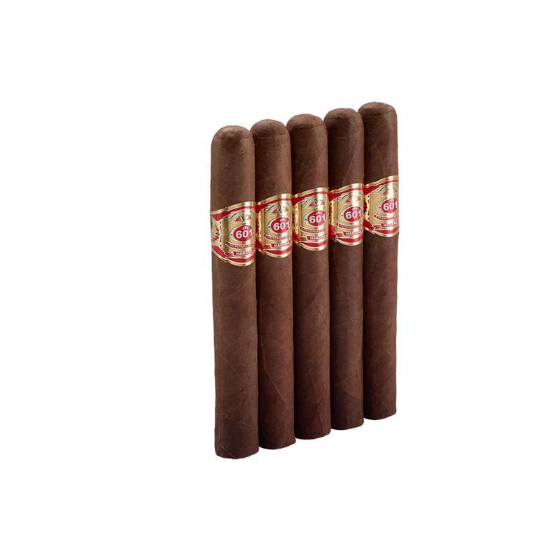 601 Red Label Habano  Toro 5 Pack