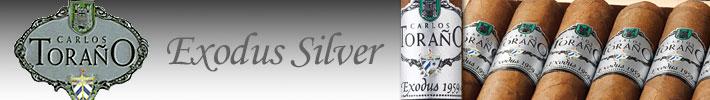Carlos Torano Exodus 1959 Silver