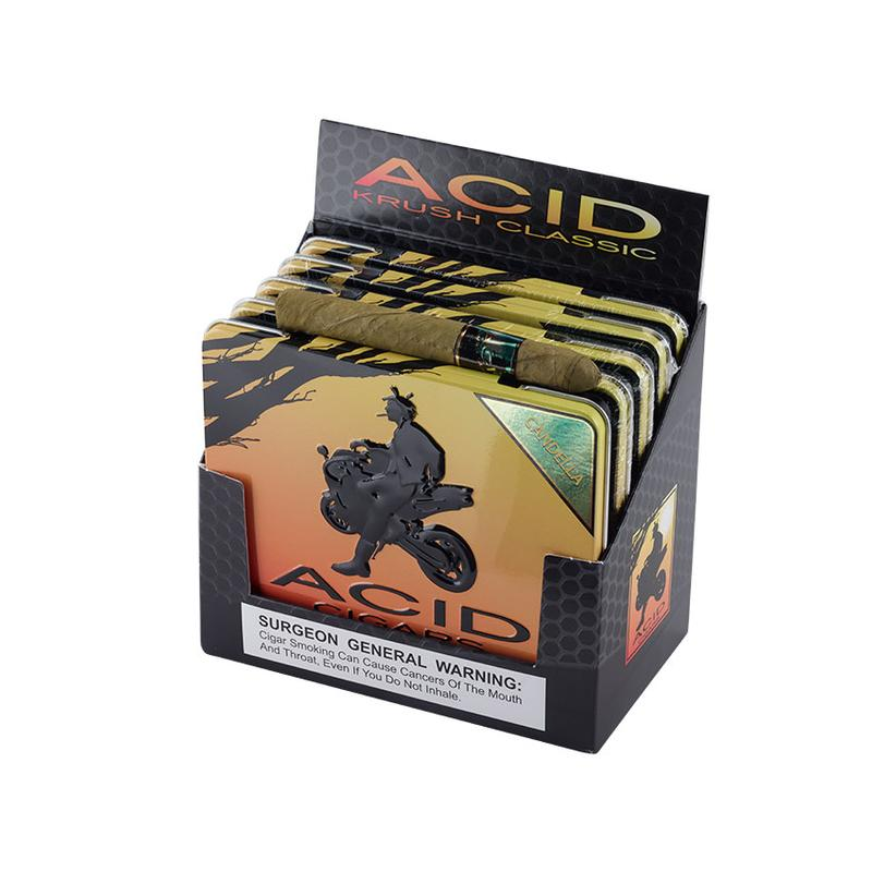 ACID Acid Krush Green (Candela) 5/10