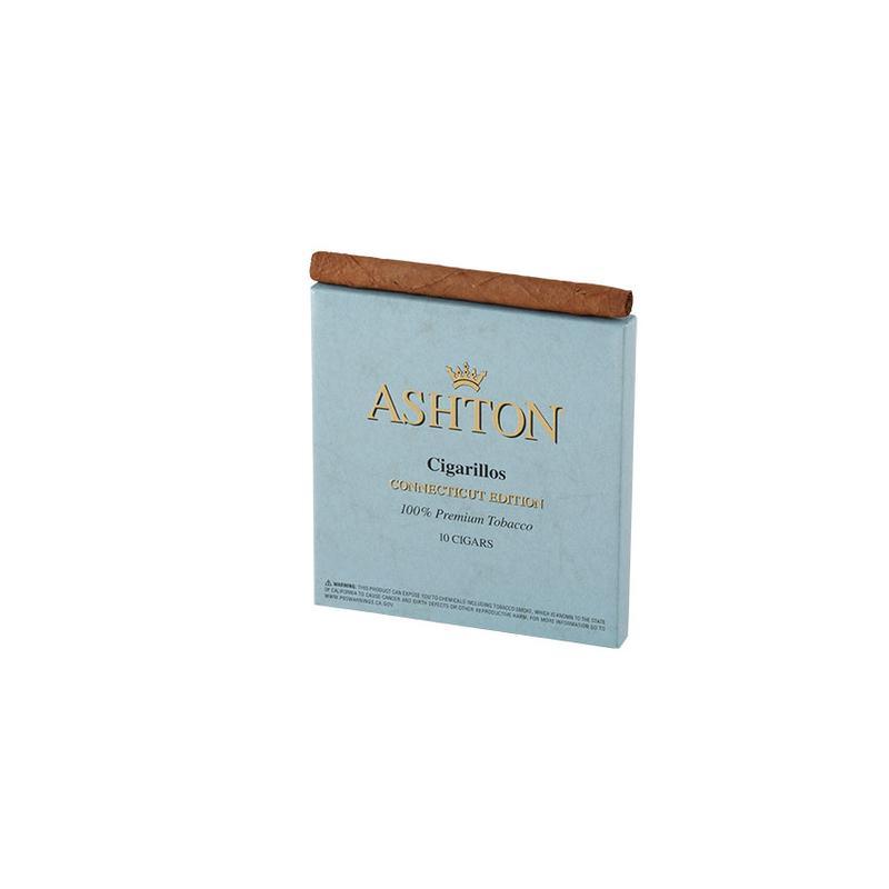 Ashton Small Cigars  Cigarillos Connecticut (10)